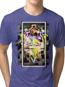 16-Bit Phantom Pixels Tri-blend T-Shirt