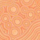 Orange Color Burst by shinyjill