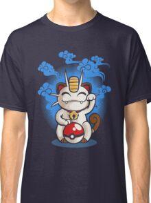 Lucky Meowth Classic T-Shirt
