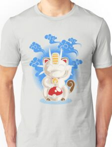 Lucky Meowth Unisex T-Shirt