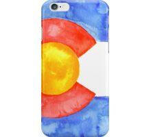 Colorado Flag iPhone Case/Skin