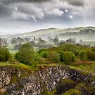 Quarry view by Geoff Carpenter