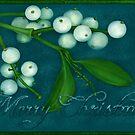 Misteltoe Christmas by Sybille Sterk