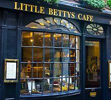 Little Betty's Cafe by Trevor Kersley