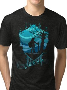 Serenade of Water Tri-blend T-Shirt