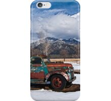 Taos Truck iPhone Case/Skin