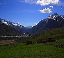 an unbelievable Pakistan landscape by beautifulscenes