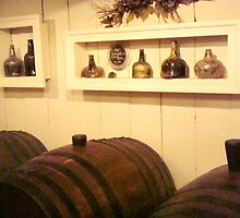 Michie Tavern Wine Cellar   ^ by ctheworld