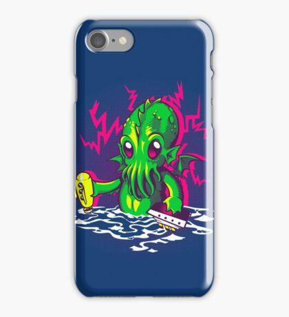 Little Cthulhu iPhone Case/Skin