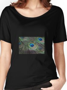 Peacock feathers Women's Relaxed Fit T-Shirt