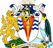Coat of Arms of the British Antarctic Treaty by abbeyz71