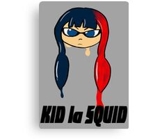 KID la SQUID - Inkling Canvas Print
