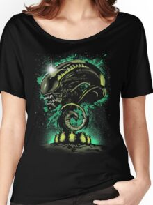 Alien Universe Women's Relaxed Fit T-Shirt