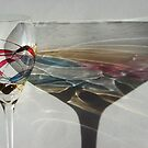 Dreams in a glass by Carol Dumousseau