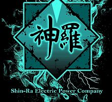 Shin-Ra Mako by rakimartinez