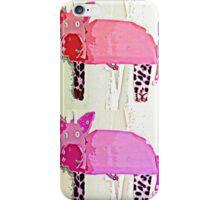 Pop-art cow iPhone Case/Skin