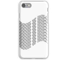 ROCK 'N' ROLL iPhone Case/Skin