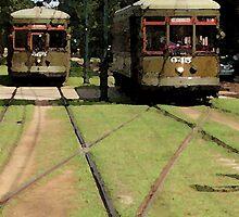 """Return of the Green Line by Tomas """"Twiggy"""" Ramirez"""