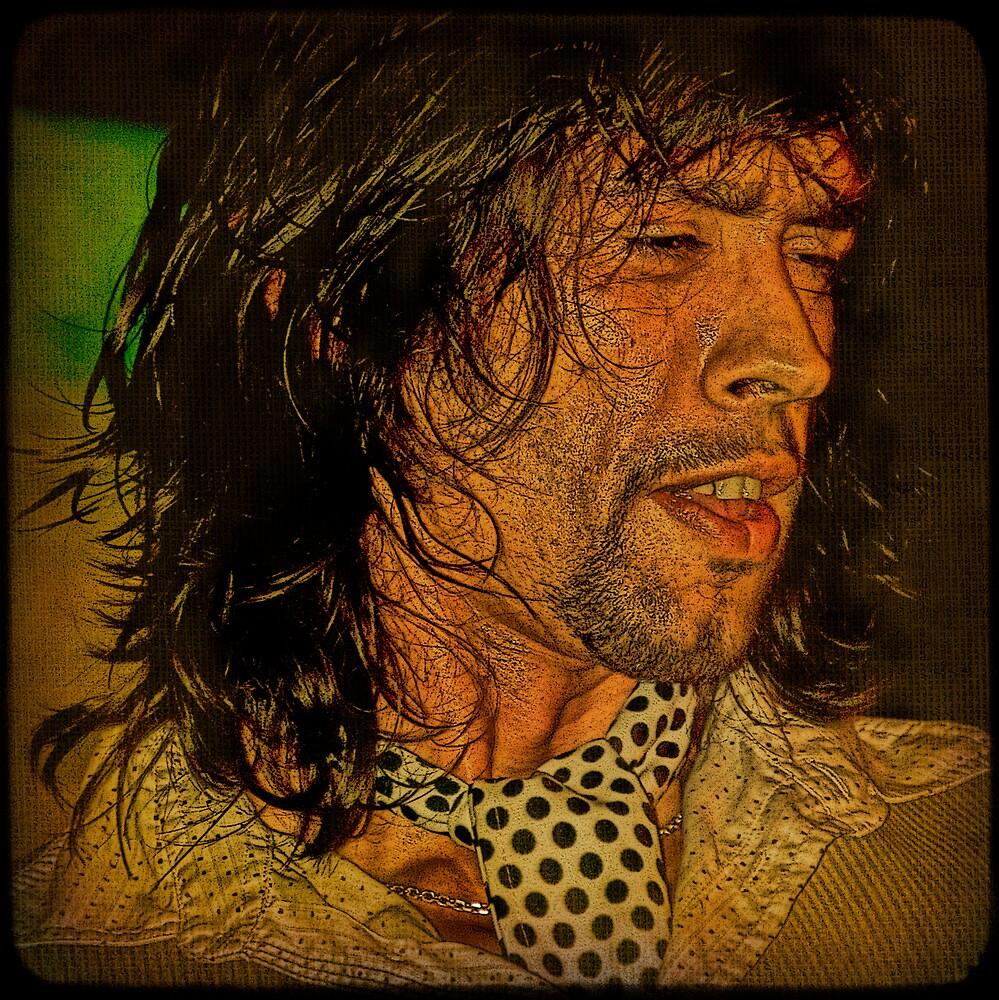 Don José Navarro... from Tablao Albyzin by egold
