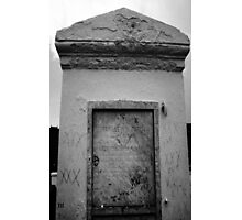 Blessed Tomb Of Marie Laveau Photographic Print