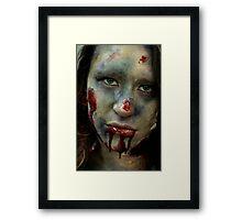 Dead Rising Framed Print
