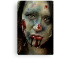 Dead Rising Canvas Print