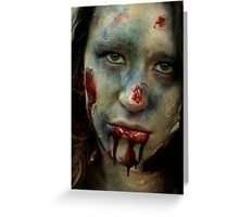 Dead Rising Greeting Card