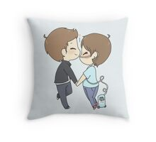 Tfios Throw Pillow