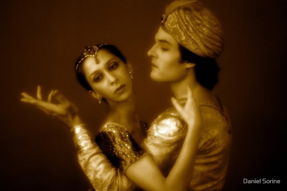 Ballet greats Patrick Bissell and Jolinda Menendez by Daniel Sorine