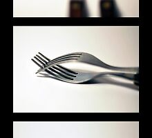 Use your forks by Mann