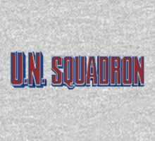U.N. Squadron One Piece - Long Sleeve