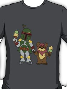 Boba and Wicket - BFFs T-Shirt