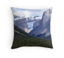 Lowlands to Highlands Throw Pillow