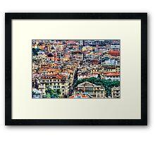 Chiavari Framed Print