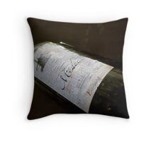 Another Bottle? Throw Pillow