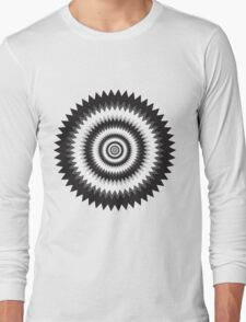 Psychedelics #9 Cancer Long Sleeve T-Shirt