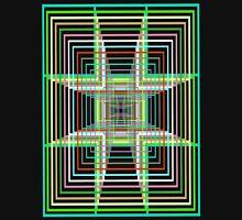 Square Maze T-Shirt Unisex T-Shirt