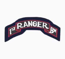 1st Ranger Bn by Walter Colvin