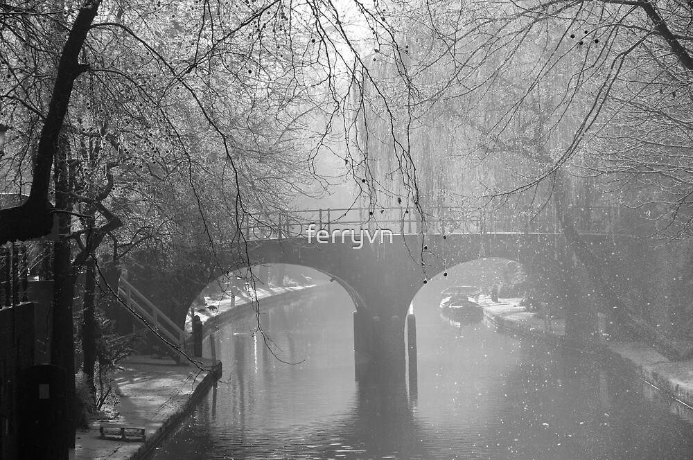 Nostalgia - Winter in Holland (prt 2) by ferryvn