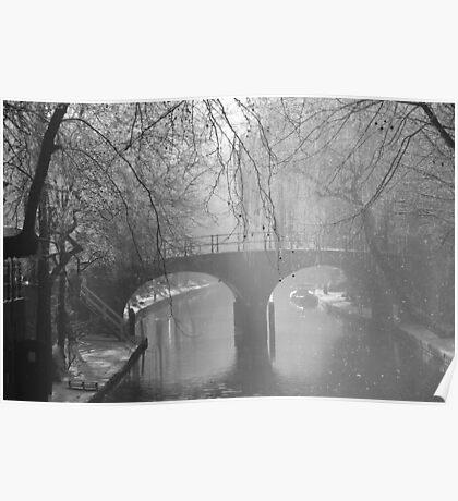 Nostalgia - Winter in Holland (prt 2) Poster