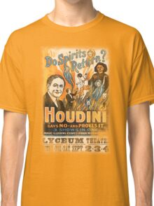Houdini Magician Vintage Classic T-Shirt