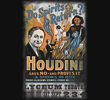 Houdini Magician Vintage Unisex T-Shirt