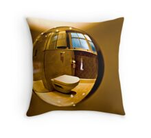 Bed knobs and.....2! Throw Pillow