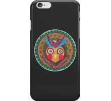 The Tribal Great Horned Owl iPhone Case/Skin