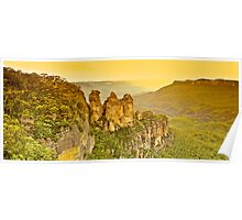 Blue Mountains - The Three Sisters - 1 Poster