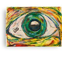 LSD Canvas Print
