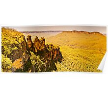 Blue Mountains - The Three Sisters - 2 Poster