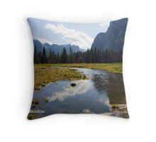 Cook's Meadow Throw Pillow