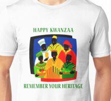 Happy Kwanzaa T-Shirts Unisex T-Shirt