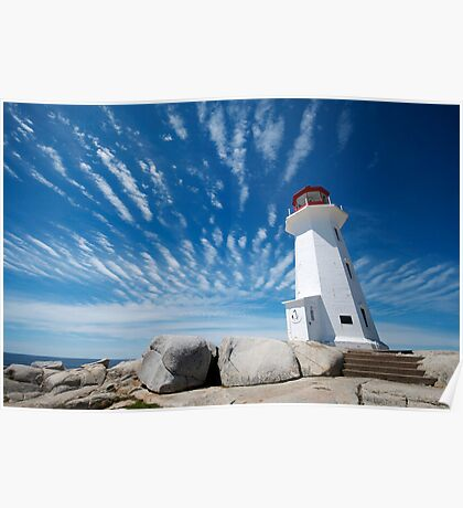 Peggy's Cove Poster